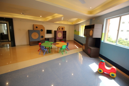 Clubhouse - Creche