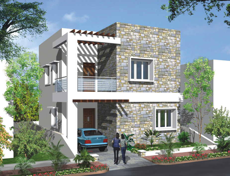 Affordable flats and independent villas by Modi Properties in